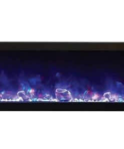 Amantii BI-50-SLIM electric fireplace