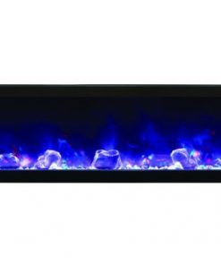 Amantii BI-72-DEEP panoramic fireplace