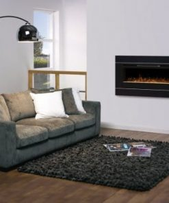 Dimplex DT1267BLK Cohesion electric fireplace