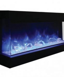Amantii 60-Tru-View-XL 3-sided electric fireplace