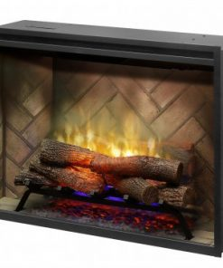 "Dimplex 36"" Revillusion electric firebox"