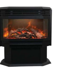 Sierra Flame FS-26-922 Freestanding Electric Fireplace.