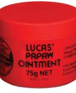 Kem đa năng Lucas' Papaw Ointment 75g