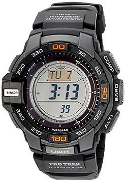 "Casio Men's PRG-270-1 ""Protrek"" Triple Sensor Multi-Function Digital Sport Watch review"