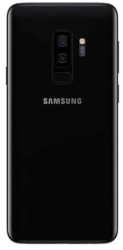 Samsung Galaxy S9 Plus design