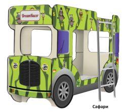 Кровать Автобус Слипинбас 2