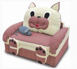 Детский диван Кошка 1