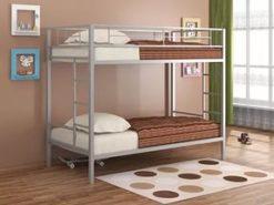Двухъярусная кровать «Вега» 1