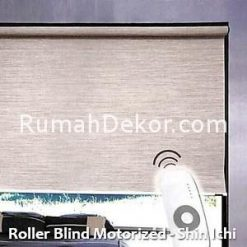 Roller Blind Motorized - Shin Ichi