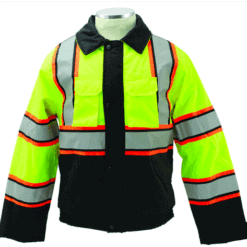Tri-Color Reflective Jacket