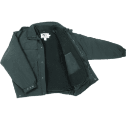 All Season Deluxe Bomber Jacket - Black