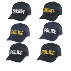 Police Sheriff Ball Cap