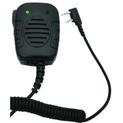 Kenwood & UAW 2 prong Medium Duty Remote Speaker Microphone