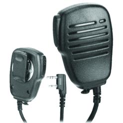 Kenwood Motorola 2 Prong Lightweight Remote Speaker Microphone