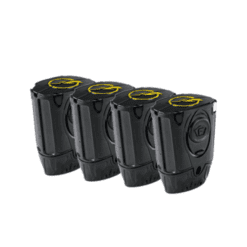 TASER C2 Cartridges - 4 Pack. Compatible with all C2 devices. TASER Part #37415