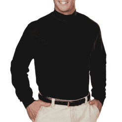 First Class Polyester/Spandex Turtleneck