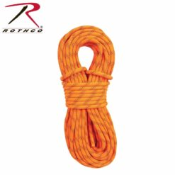 Rothco 150ft Orange Rescue Rappelling Rope