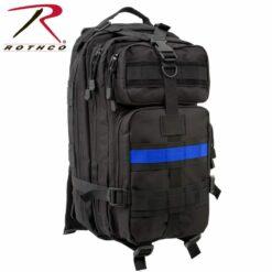 Rothco 2595 Thin Blue Line Medium Transport Pack