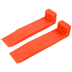PRO-LOK Tools Mini Duo Orange Wedge(s) AO64