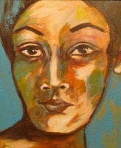 Depression, Portrait der Frauenärztin und Künstlerin *Dr. Hilly Kessler