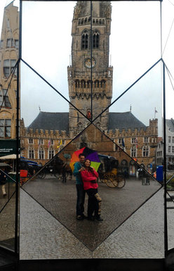 Belfry of Brugge, Belgium