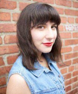 Noémi teaches musical theatre at Elite Music in Toronto