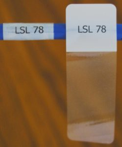 cable label LSL 78