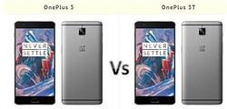 Beda OnePlus 3T Vs OnePlus 3