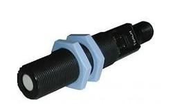 US18-PA-5-N03-VH Datalogic – czujnik ultradźwiękowy M18, zasięg: 30..300mm z regulacją TEACH-IN, wyjście analogowe: 0..10V