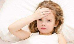 Какие признаки сотрясения головного мозга у ребенка 3-10 лет? Все о первой помощи и лечении