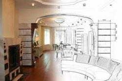 Отделка домов по проекту дизайнера