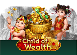 รีวิวเกมสล็อต Child of Wealth
