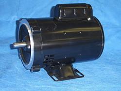 Enclosed non-ventilated motor