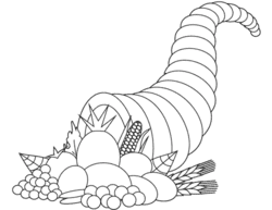 - Fall And Thanksgiving Coloring Pages- Free Printable - Cakes To Kale