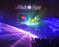 lasershow Media Markt