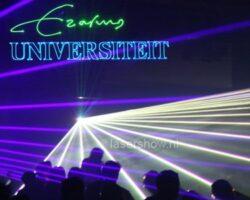 lasershow-erasmus-universiteit