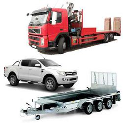 Lorries, Vehicles and Trailers