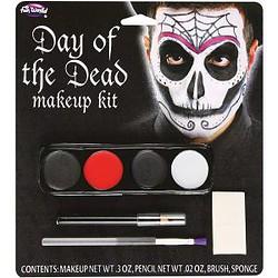 espejos-góticos-Maquillaje de Calaveras