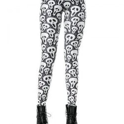 waterfly-Leggins de Calaveras