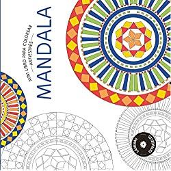 MANDALA-libro-antiestrés-colorear-PRACTICA-mini-libro-para-colorear-antiestres-mandala