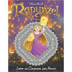 Disney-Mandala-Rapunzel-Erwachsene-Entspannung-Rapunzel-mandalas-books-diseño-de-mandalas