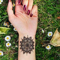 tatuaje-temporal-mandala