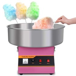 VIVO Electric Commercial Cotton Candy Machine