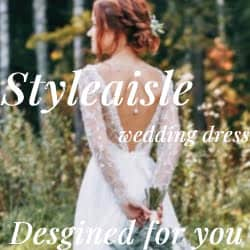 styleaisle wedding dress