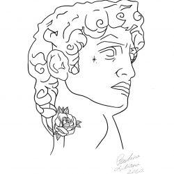 Paulina Lili – Tattoo Print Nr.1