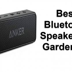 Bluetooth Speaker for Gardening