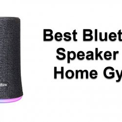Bluetooth Speaker for Home Gyms