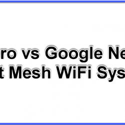 Best Mesh WiFi System
