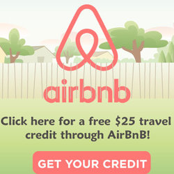 airbnb credit for first trip or host experience