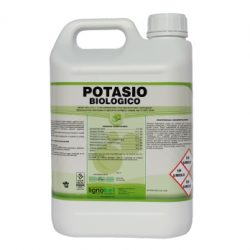 Bionutrientes potasio biologico